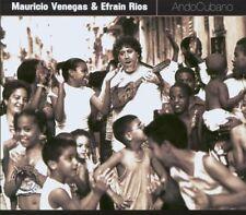 CD NEUF scellé - MAURICIO VENEGAS & EFRAIN RIOS - ANDOCUBANO / Digipack -C33