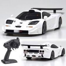 Kyosho 32332W-B MINI-Z RWD McLaren F1 GTR White MINI-Z RWD MR-03 RS