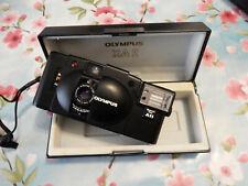 Fotocamera Olympus XA2 35mm Punto & Shoot con Flash A11