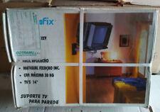 BASE O SOPORTE DE PARED NAPOFIX PARA TELEVISION DE 14, 30 KG, TV, TELEVISOR