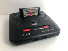 Sega Mega Drive II Ersatzkonsole + 3 in 1 Spiel