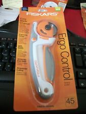Fiskars 45mm Easy Blade Change Cutter , For Left or Right handed Users