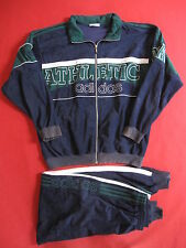Tracksuit Adidas Athletic Vintage 80'S pants jacket Ventex - 192 / XXL