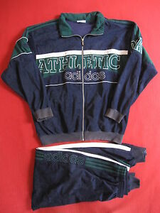 Survetement Adidas Athletic Vintage 80'S veste pantalon Ventex - 192 / XXL