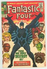 FANTASTIC FOUR 46 4.0 1ST BLACK BOLT NICE PAGES GLOSSY COVER RC
