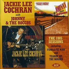 Jackie Lee Cochran - 1985 Sessions [New CD] UK - Import