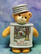 Enesco Lucy and Me Lucy Rigg Bear as Maple Syrup
