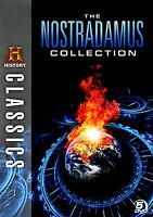 BRAND NEW 5DVD SET // HISTORY CHANNEL : THE NOSTRADAMUS COLLECTION //