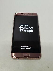 Samsung Galaxy S7 edge- 32GB - Gold (Unlocked), Shadow  :D137