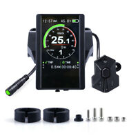 BAFANG 850C Color Display For Electric Bicycle Mid Drive Motor BBS01 BBS02 BBSHD