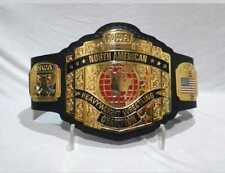 NWA USA North America Wrestling Championship Belt Replica Real leather
