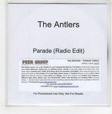 (GE686) The Antlers, Parade - DJ CD