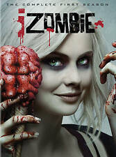 IZombie: The Complete First Season (DVD, 2015, 3-Disc Set)