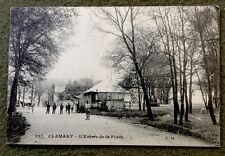 CPA. CLAMART. 92 - L'Entrée de la Forêt. 1908.