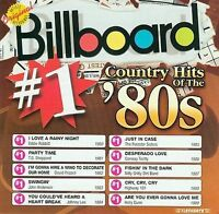 FREE US SH (int'l sh=$0-$3) NEW CD Various Artists: Billboard #1 Country Hits of