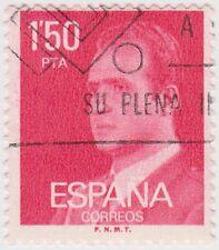 (SPB182) 1976 SPAIN 1p.50 red king Carlos ow2394
