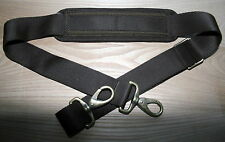 "New Dark Green Padded Replacement Shoulder Strap, Luggage, bag, 1.5"" W x 49"" L"