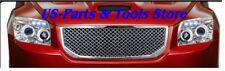 Dodge Caliber Tuning Kühler Grill Kühlergrill Chrom Gittergrill Frontgrill chrom