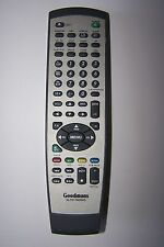 GOODMANS LCD TV/DVD COMBI REMOTE CONTROL for GLCD17W2DVD