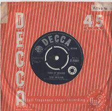 "Tony Meehan - Song Of Mexico 7"" Single 1964"
