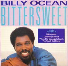 "BILLY OCEAN bittersweet JIVE T 133 uk jive 1986 12"" PS EX/EX"