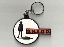 UFO Shado Keychain Gerry Anderson / TV Key Chain fob Ed Straker Space 1999