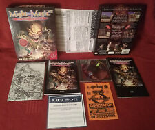 Might and Magic vii (7) 1999 Exclusive edition PC Big Box VGC CD ROM Ubisoft CIB