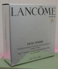NIB Lancome Dual Finish 100 Porcelaine Delicate I (C) ~ 0.67 oz/19 g ~Full Size~