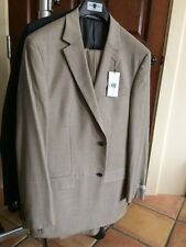 "Men's suits DKNY CK B&B 42 Long/Tall 35"" waist - lot of 4  **Amazing DEAL**"