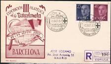 1957.- BARCELONA A MADRID