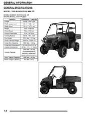 2009 polaris ranger 500 4x4 efi service repair manual pdf
