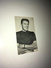 RONALD REAGAN Vintage Movie Postcard 1940s President Film Actor Promo