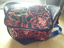 New listing New Vera Bradley Stay Cooler Katalina Pink, Breast Cancer Lunch Bag