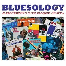 Bluesology - 60 Electrifying Blues Classics (3CD 2016) NEW/SEALED