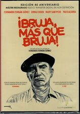 ¡ Bruja mas que bruja ! (DVD Nuevo)