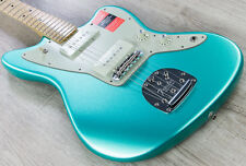Fender American Pro Jazzmaster Electric Guitar Maple Fingerboard Mystic Seafoam