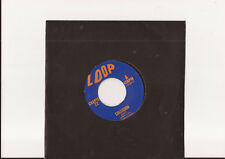 "Loop - Collision ( edit ) / Crawling Heart ( 7"" - Ex )"