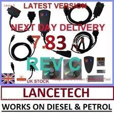 Full-Chip Rev C Lexia 3 Peugeot Citroen Diagnostic Interface PP2000 Diagbox 7.83