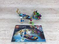 Lego Elves ~ Set 41181 ~ Naida's Gondola and Goblin Thief ~ 100% Complete ~ (2)