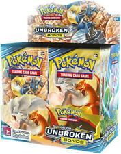 Pokemon Unbroken Bonds 6 Booster Pack Lot 1/6 Booster Box Pokemon TCG Sun & Moon