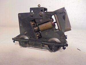 """Bassett Lowke""""O""""-  1471/0-4 Wheel 12v DC Permanant Magnet Mech.v.good/used c1952"""