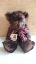 Boyds Bears SABLE B. BEARSDALE Plush - The Boyds Collection