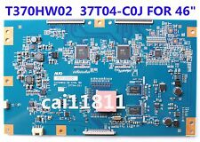 """NEW ORIGINAL T370HW02 VE CTRL BD 37T04-C0J TX-5546T03C T-Con  Samsung FOR 46"""" TV"""