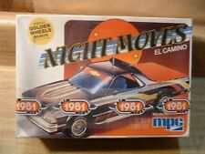 1981 CHEVY 'NIGHT MOVES' EL CAMINO CHEVROLET ~ MPC #1-0760~1/25 ~ FACTORY SEALED