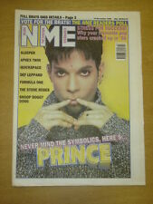 NME 1996 DECEMBER 14 PRINCE SLEEPER APHEX TWIN STONE ROSES