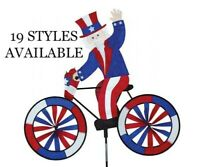 WIND SPINNERS - PATRIOTIC ITEMS FOR AROUND THE HOME & GARDEN