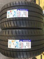 2x 255/30 ZR19 Michelin Pilot Sport 4S-91Y XL, Brand-New Extra Load