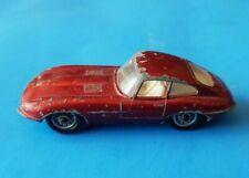 Vintage - Matchbox - Lesney No. 32 Jaguar 'E' Type Red