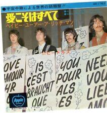The Beatles Rock 1960s Vinyl Music Records