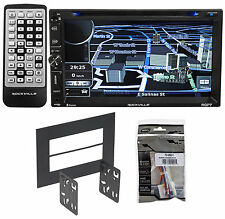 2005-2006 Subaru Outback Sport Navigation GPS DVD/CD iPhone/Bluetooth Receiver